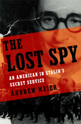 The Lost Spy Book Cover